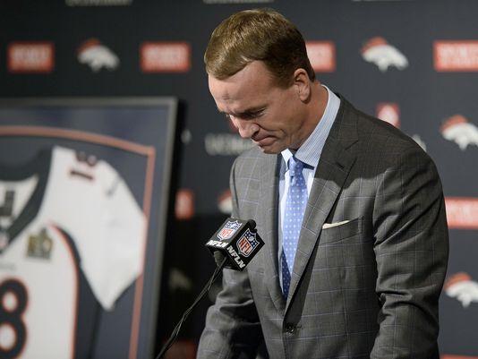Manning Retires